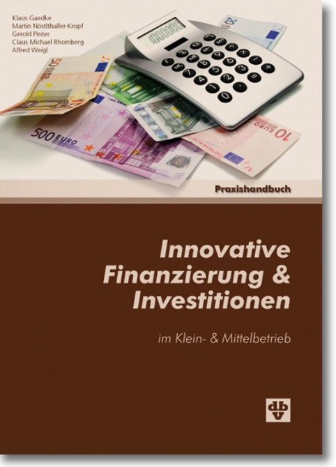 Artikelbild: Innovative Finanzierung & Investitionen