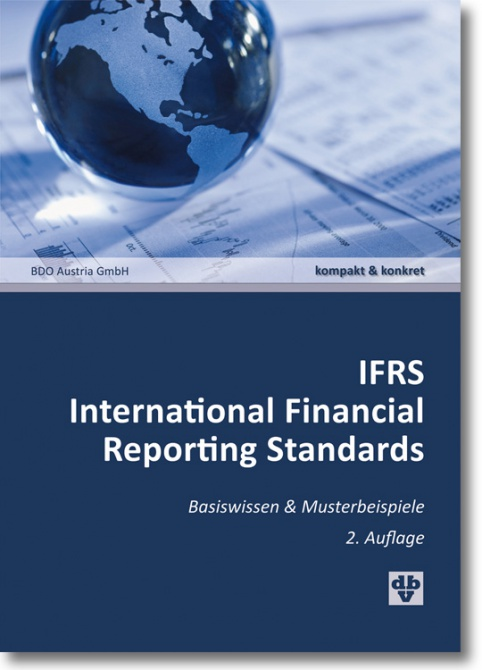 Artikelbild: IFRS - International Financial Reporting Standards, 2. Auflage