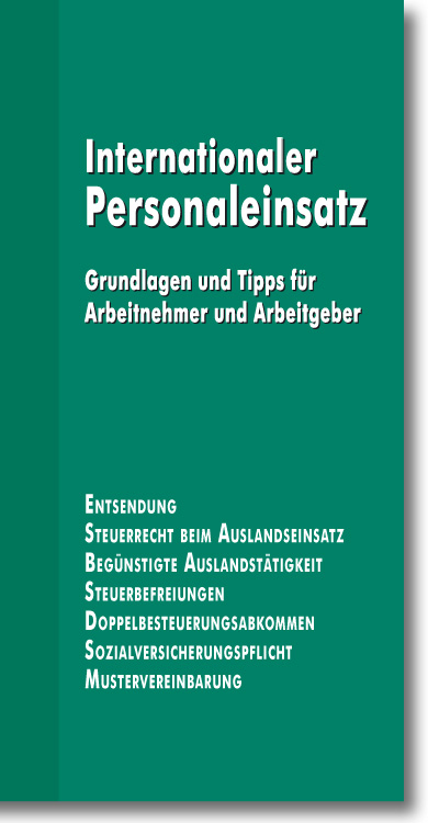 Artikelbild: Internationaler Personaleinsatz